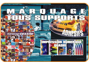 marquage tous supports